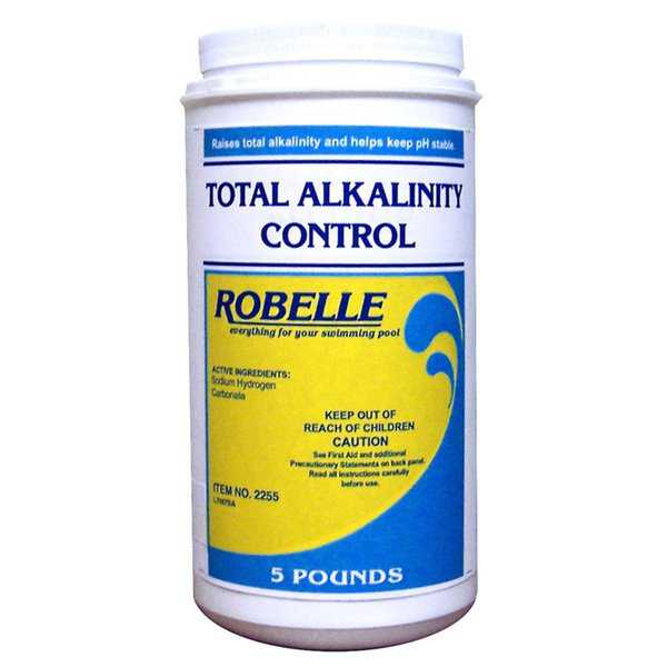 Robelle Total Alkalinity Control