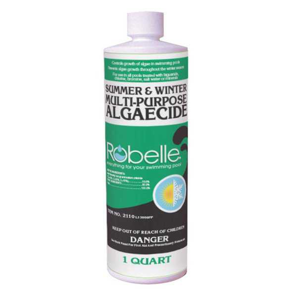 Robelle Summer and Winter Multi-Purpose Algaecide
