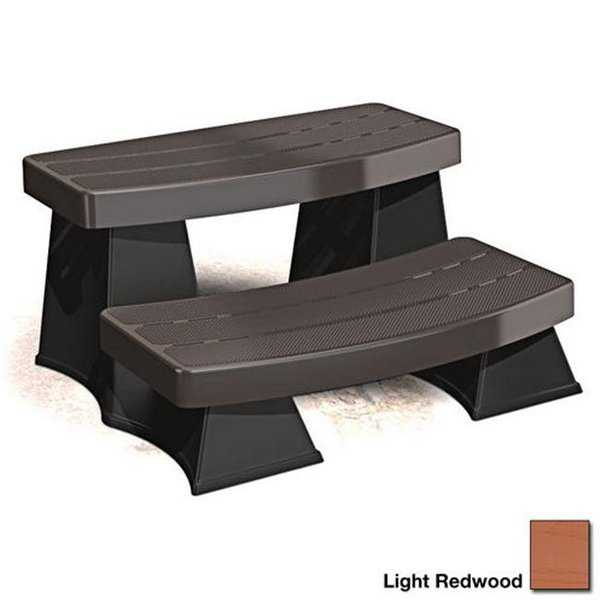 Byron Originals 6130400 Sure Step 2 - Light Redwoos