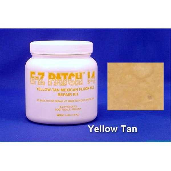 EZ Products 3 No. SALTILLO TILE REPAIR YELLOW-TAN EACH - ANY QUANITY