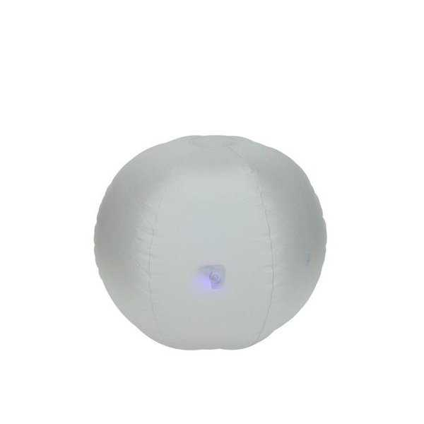 16.5 in. LED Lighted Inflatable Beach Ball Swimming Pool Toy
